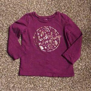 Jumping Beans (24month) Long Sleeve T-Shirt